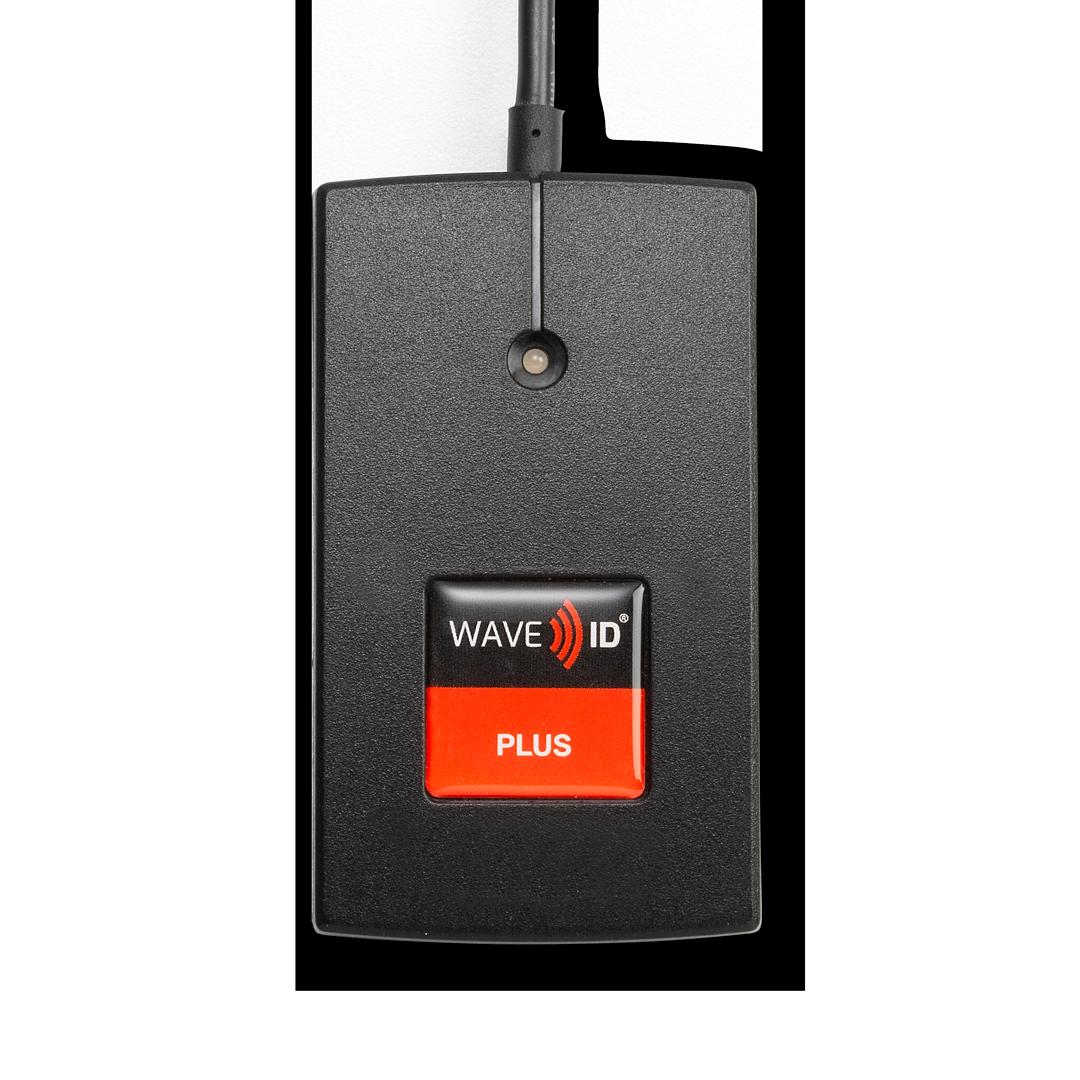 RF Ideas Black Pcprox Desktop Serial 5v Pin 9 Reader Rfideas RDR-80581AK5